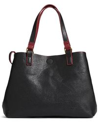 G.H. Bass & Co. - Reversible Medium Tote - Lyst