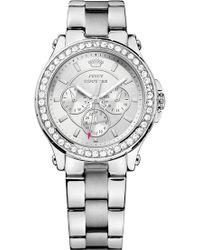 Juicy Couture - 1901048 Ladies Bracelet Watch - Lyst