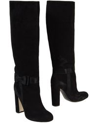 Moschino High-Heeled Boots - Lyst