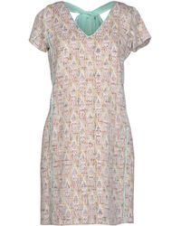 Sinequanone Short Dress - Lyst