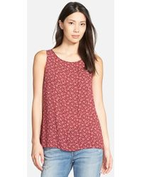 Ace Delivery - Conversational Print Tank - Lyst