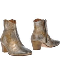 Strategia Ankle Boots - Lyst