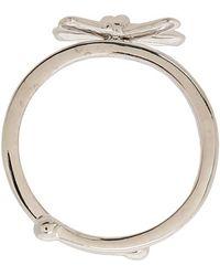 Kate Spade Things We Love Skinny Mini Adjustable Ring - Lyst