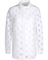 Burberry London Long Sleeve Shirt - Lyst
