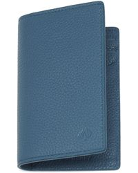 Mulberry Card Wallet gray - Lyst
