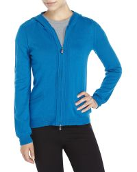 Magaschoni - Cashmere Zip Hoodie - Lyst