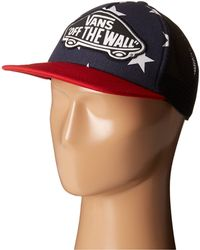 Vans Beach Girl Trucker Hat - Lyst