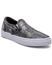 Vans Classic Slipon Sneaker - Lyst