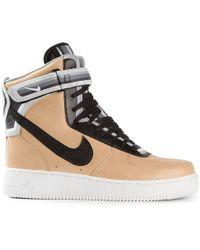 Nike Riccardo Tisci Beige Pack Air Force 1 Hi-tops - Lyst