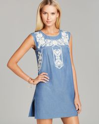 Tory Burch Calita Swim Cover Up Dress - Lyst