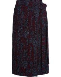 Damir Doma Knee Length Skirt - Lyst