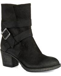 Carvela Kurt Geiger Silk Ankle Boots - Lyst