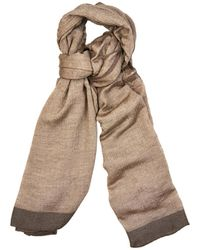 Haider Ackermann Yak And Silk-Blend Scarf - Lyst