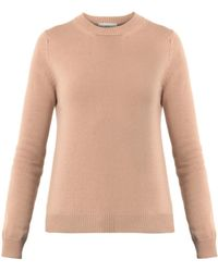 Esk - Issy Cashmere Knit Sweater - Lyst