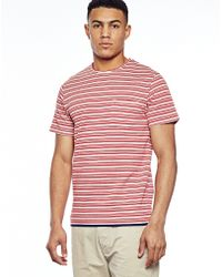 Native Youth The Engineered Jacquard T-Shirt - Lyst