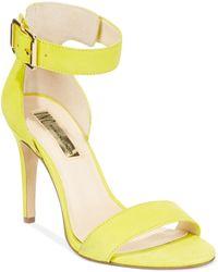 Inc International Concepts Women'S Reidi Two-Piece Sandals - Lyst