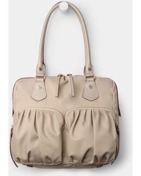 MZ Wallace Jane Flax Bedford - Lyst