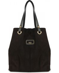 UGG - Jane Shearling Tote - Lyst