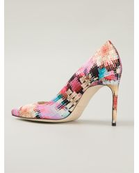 Brian Atwood Stiletto Pumps - Lyst