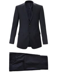 Gucci Brera Two Button Suit blue - Lyst