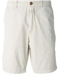 Closed Chino Shorts - Lyst