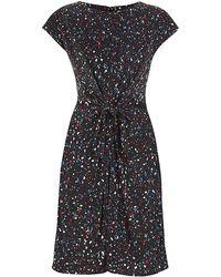 Issa Parker Tiered Dress - Lyst