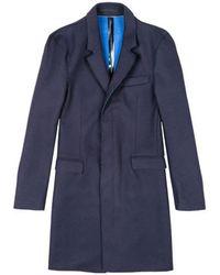 Costume National Long Coat - Lyst