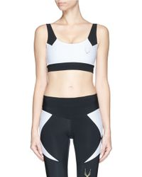 Lucas Hugh '' Sports Bra white - Lyst