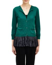 Rhié - Women's Combo Sweater - Lyst