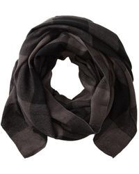 Hat Attack Buffalo Check Scarf - Lyst