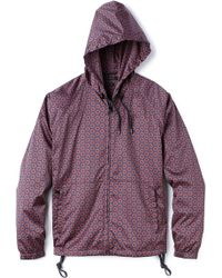 Marc Jacobs Dot Floral Hooded Jacket - Lyst