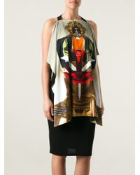 Givenchy Tribal Dress - Lyst