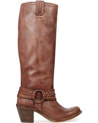 Frye Women'S Carmen Harness Tall Boots - Lyst