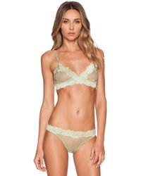 Lonely Bonnie Softcup Bra - Lyst