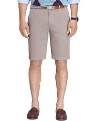 Brooks Brothers Garmentdyed 11 Lightweight Cotton Bermuda Shorts - Lyst