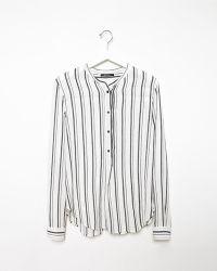 Isabel Marant | Udena Striped Shirt | Lyst