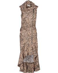 Jean Paul Gaultier Knee-Length Dress - Lyst