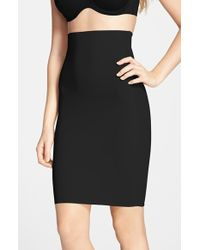 Yummie By Heather Thomson - 'yulia' High Waist Smoother Skirt Slip - Lyst