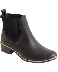 Kate Spade Sedgewick Rubber Rain Boots - Lyst