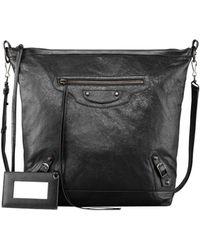 Balenciaga Classic Day Crossbody Bag - Lyst