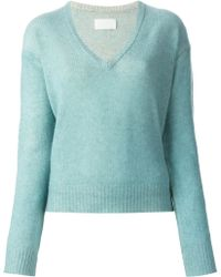 Zadig & Voltaire Rina Sweater - Lyst