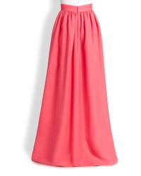 Honor Full Maxi Skirt - Lyst