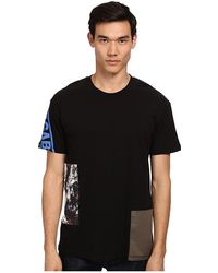 McQ by Alexander McQueen Repaired Tee - Lyst