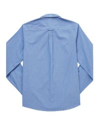 Lyle & Scott - End-on-end Regular Fit Shirt - Lyst