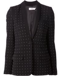 A.L.C. Studded Jacket - Lyst