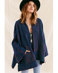 Urban Renewal - Recycled Kantha Quilt Coat - Lyst