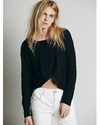 Free People Big Sur Tee - Lyst