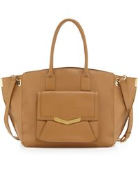 Time's Arrow   Jo Leather Tote Bag   Lyst