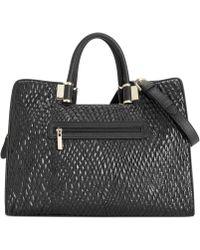 Ivanka Trump - Rose Top Handle Shopper - Lyst