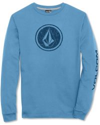 Volcom Sketch Key Long-Sleeve T-Shirt - Lyst